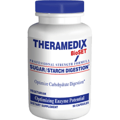 Theramedix Sugar Starch Digestion 90 vegcaps T00240