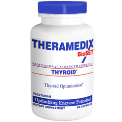 Theramedix Thyroid 60 capsules T00225