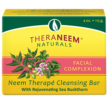 Theraneem Facial Complexion Cleansing Bar 4 oz TH0376