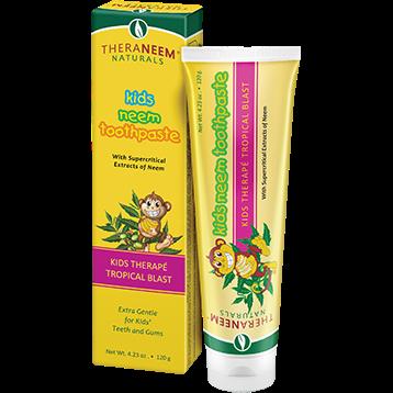 Theraneem Kids Neem Toothpaste Tropical Bl 4.23 oz TH6702