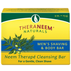 Theraneem Mens Shaving amp Body Bar 4 oz TH0529
