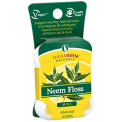 Theraneem Neem Dental Floss Mint 50 yards TH9908