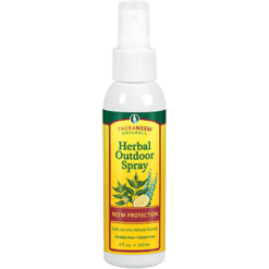 Theraneem Neem Herbal Outdoor Spray 4 fl oz TH0345
