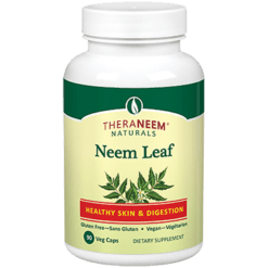 Theraneem Neem Leaf Vegetarian Capsules 90 TH0048