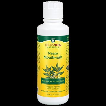 Theraneem Neem Mouthwash Mint 16 fl oz TH0406