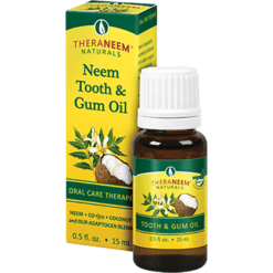 Theraneem Neem Tooth Gum Oil 0.5 fl oz TH5981