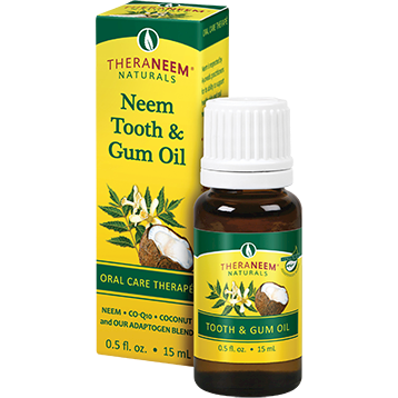 Theraneem Neem Tooth Gum Oil 0.5 fl oz TH5981