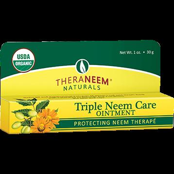 Theraneem Triple Neem Ointment 1 oz TH4347