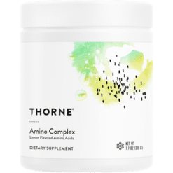 Thorne Research Amino Complex Lemon 7.7 oz T03663