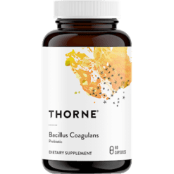 Thorne Research Bacillus Coagulans 60 vegcaps T58020