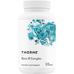 Thorne Research Basic B Complex 60 caps T04032