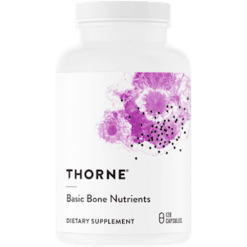 Thorne Research Basic Bone Nutrients 120 vegcaps T06664