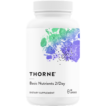 Thorne Research Basic Nutrients 2 Day 60 caps T02871