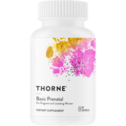 Thorne Research Basic Prenatal 90 vegcaps T15048