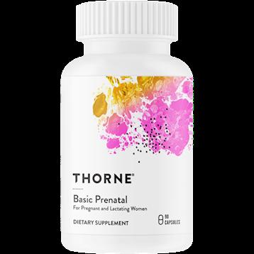 Thorne Research Basic Prenatal 90 vegcaps T15048