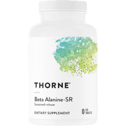 Thorne Research Beta Alanine SR 120 tabs T06459