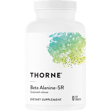 Thorne Research Beta Alanine SR 120 tabs T06459