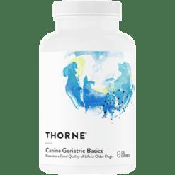 Thorne Research Canine Geriatric Basics 120 caps T99376