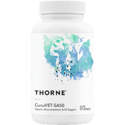 Thorne Research CurcuVET SA50 90 caps T06602