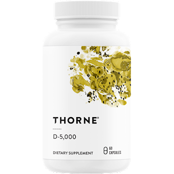 Thorne Research D 5000 60 caps T38013