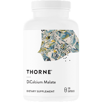 Thorne Research DiCalcium Malate 120 vegcaps T06503
