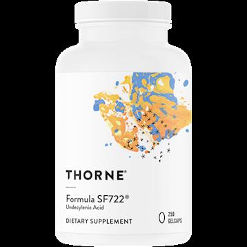 Thorne Research Formula SF722reg 250 gelcaps T22014