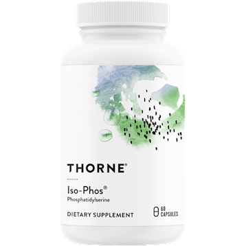 Thorne Research Iso Phos 60 vegcaps T15023