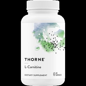 Thorne Research L Carnitine 60 caps T02029
