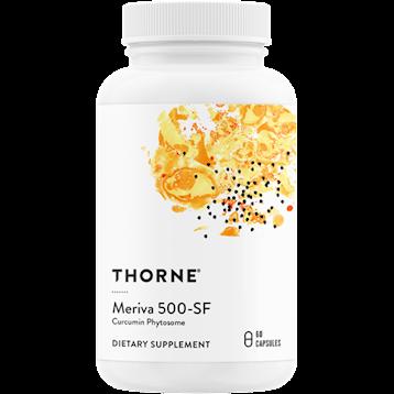 Thorne Research Meriva 500 SF 60 caps T94851