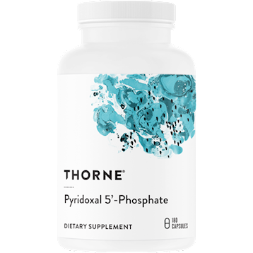 Thorne Research Pyridoxal 5039 Phosphate 180 vegcaps T26034