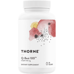 Thorne Research Q Best 100trade 60 gelcaps T24011