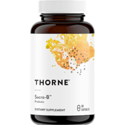 Thorne Research Sacro B 60 vegcaps T57030