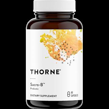 Thorne Research Sacro B 60 vegcaps T57030