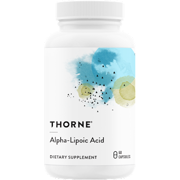 Thorne Research Thiocid 300 Alpha Lipoic Acid 60 vegcaps T97012