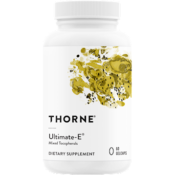 Thorne Research Ultimate Ereg 60 gelcaps T43017