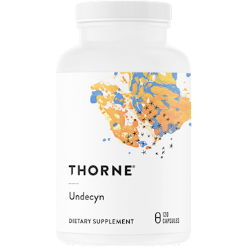 Thorne Research Undecyn 120 caps T42029