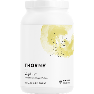 Thorne Research VegaLite Vanilla 30 servings T73019