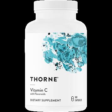 Thorne Research Vitamin C with Flavonoids 180 caps T52026