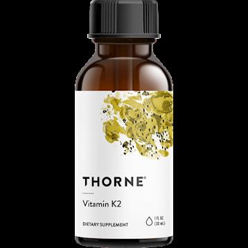 Thorne Research Vitamin K2 Liquid 1 oz T70013