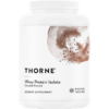 Thorne Research Whey Protein Isolate Chocolate 30.9 oz T05674
