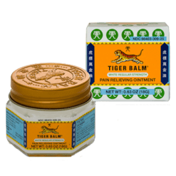 Tiger Balm White Regular Strength 0.63 oz TIGB1