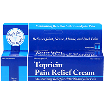 Topical Biomedics Topricin 2 oz TOPR4