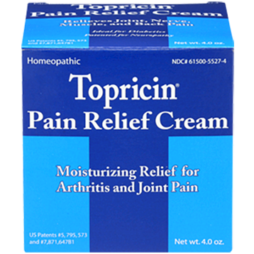 Topical Biomedics Topricin 4 oz TOPRI