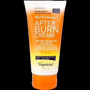 Topricin MyPainAway After Burn Cream 6 oz T95527