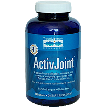 Trace Minerals Research ActivJoint 180 tabs T00270