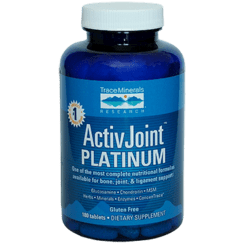 Trace Minerals Research ActivJoint Platinum 180 tabs T100317