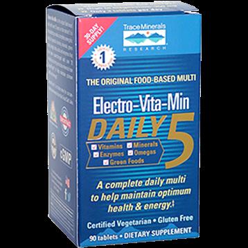 Trace Minerals Research Electro Vita Min Daily 5 90 tabs T00645
