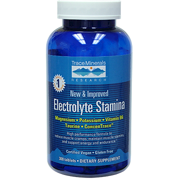 Trace Minerals Research Electrolyte Stamina 300 tabs T80591