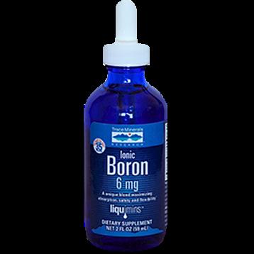 Trace Minerals Research Ionic Boron 2 oz T00140