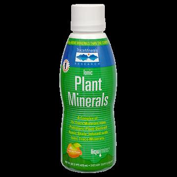 Trace Minerals Research Ionic Plant Minerals 16 fl oz T13424